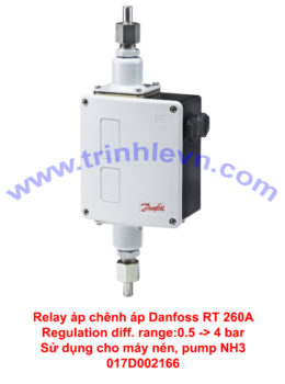 pressure-diff-switch-danfoss-rt-206a-017d002166