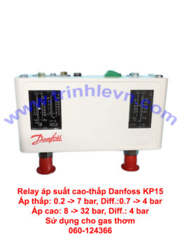 pressure-switch-danfoss-kp15-060-124366