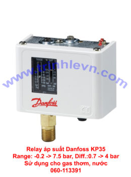 pressure-switch-danfoss-kp35-060-113391